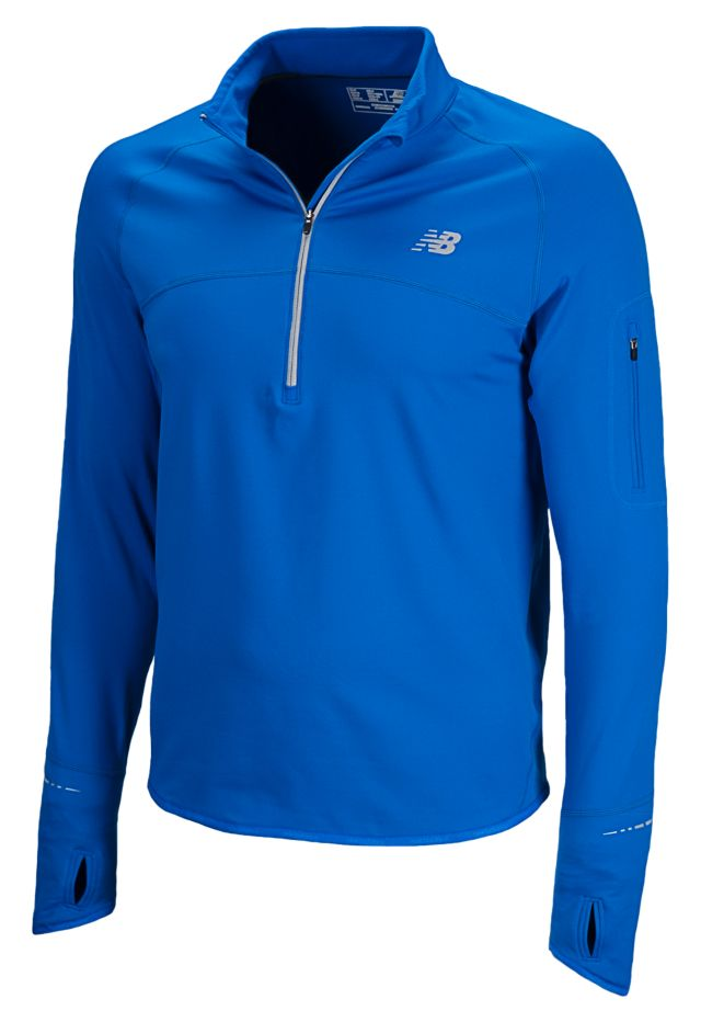 Mens Impact Thermal 1/2 Zip