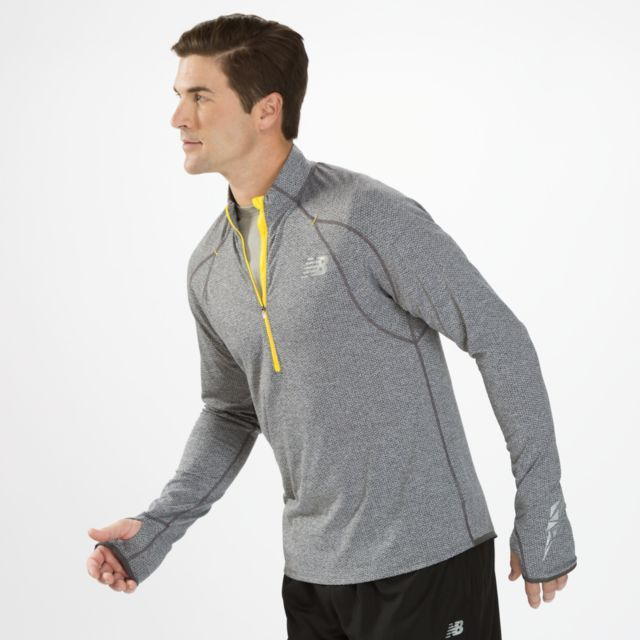Mens Boylston Half Zip