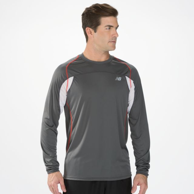 Mens Momentum Long Sleeve