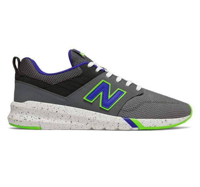 New Balance 009 Men's Sneakers (Grey)
