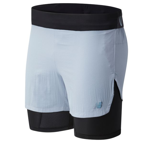 Men's Q Speed 5 Inch 2 In 1 Short
