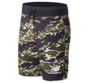 Men's Essentials Stacked Short AOP