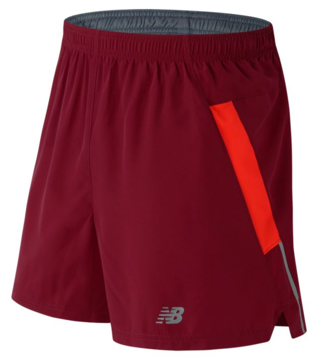 5in Woven Run Short