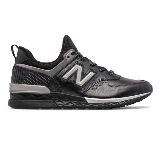 Men's 574 Sport Black Panther