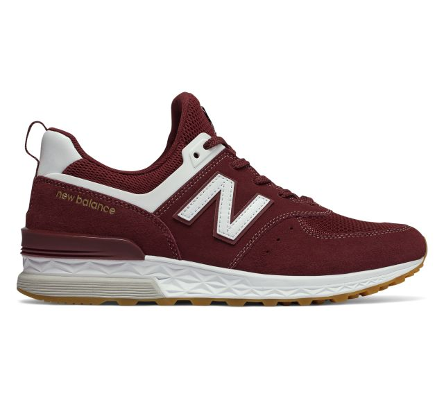 New Balance Men's 574v1 Fresh Foam Sneaker