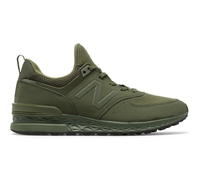 New Balance 574v2 Men's Sneaker (Army Olive/Green)