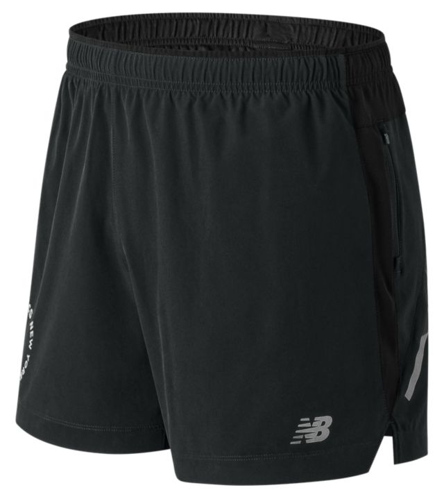 Men's NYC Marathon Impact 5 Inch Short