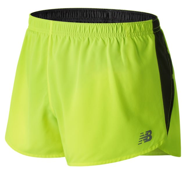 Men's Accelerate 3 Inch Split Short