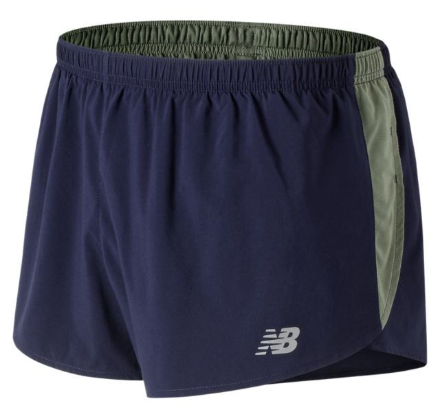 Men's Accelerate 3 Inch Split Short