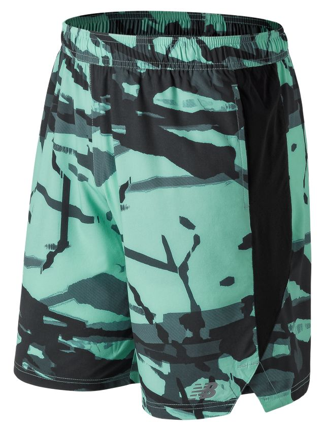 Men's Printed Tenacity Woven Short