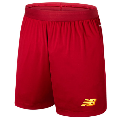 New Balance 930007 Men's Liverpool FC Home Short - Red/Gold (MS930007HME)