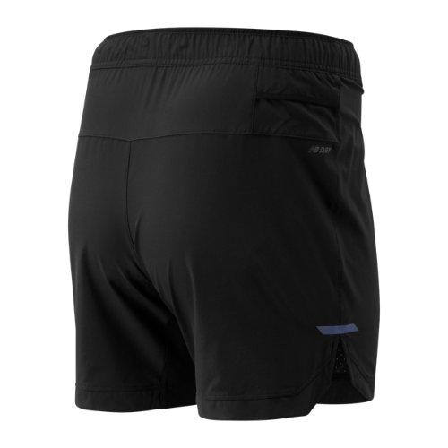 New-Balance-Q-Speed-Run-Crew-Short-Men-039-s-Shorts thumbnail 5