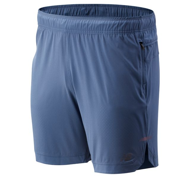 Men's Q Speed Run Crew Short