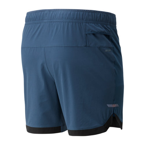 New-Balance-Q-Speed-Run-Crew-Short-Men-039-s-Shorts thumbnail 7