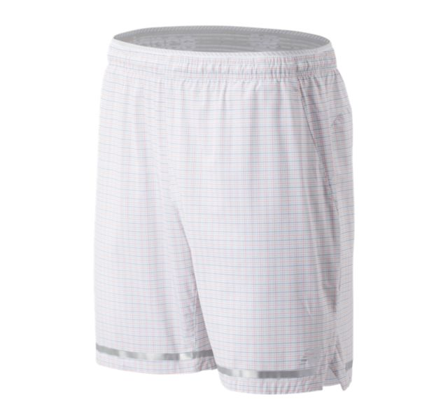 Men's Tournament Tattersall 7 Inch Short