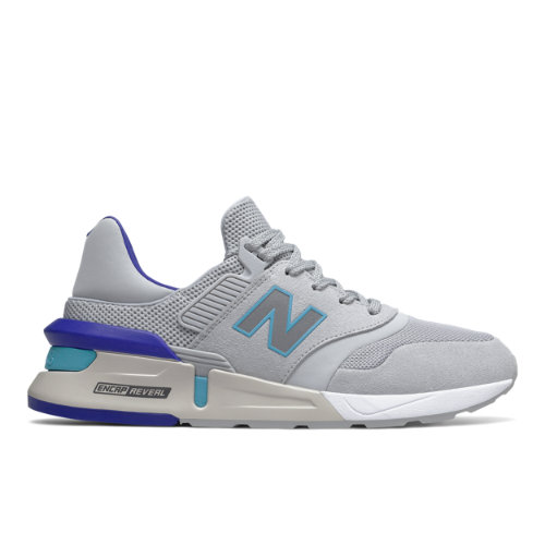 997 Sport Men's Sport Style Shoes - Grey/Blue (MS997RA)