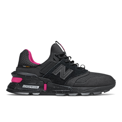 997 Sport Men's Sport Style Shoes - Black/Pink (MS997SBP)