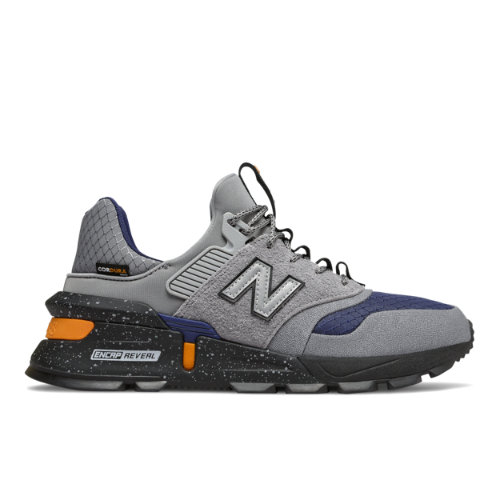 997 Sport Men's Sport Style Shoes - Grey/Blue (MS997SC)