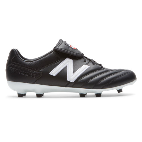 442 Pro FG Men's Soccer Shoes - Black/White/Red (MSCKFBW1)