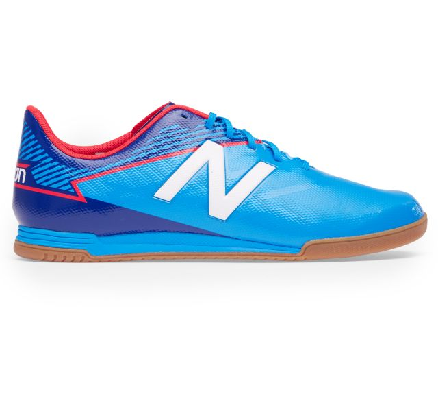 New Balance Furon 3.0 Dispatch IN Men's Soccer Shoes - (MSFDI-V3) eGThhic5X