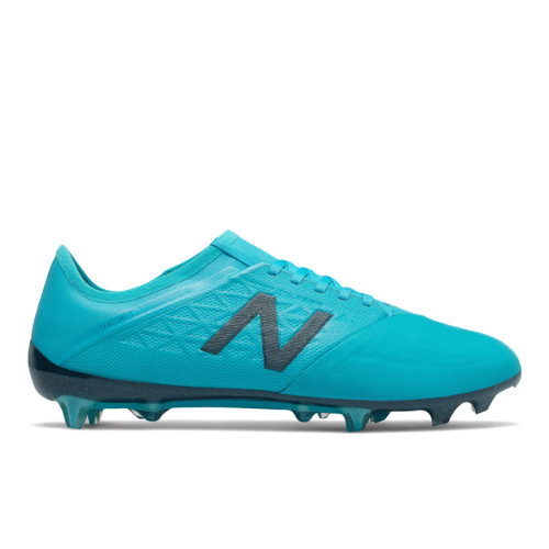 Furon v5 Pro Leather FG Men's Soccer Shoes - Blue/Green (MSFKFBS5)