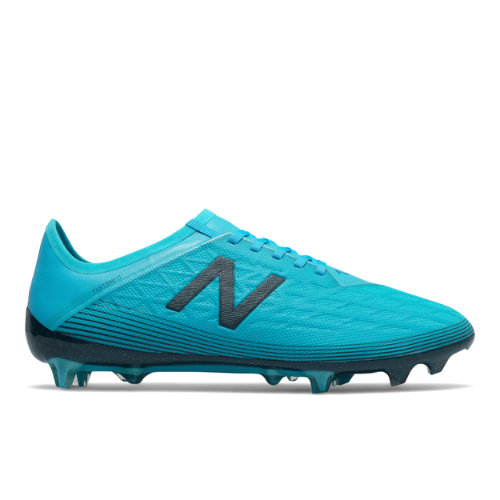 Furon v5 Pro FG Men's Soccer Shoes - Blue/Green (MSFPFBS5)