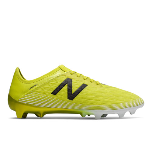 Furon v5 Pro FG Men's Soccer Shoes - Yellow/Black/White (MSFPFSP5)