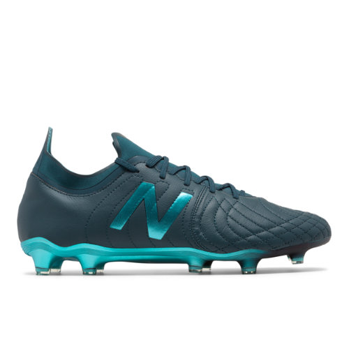 Tekela v2 Pro Leather FG Men's Soccer Shoes - Green/Blue (MSTKFSB2)