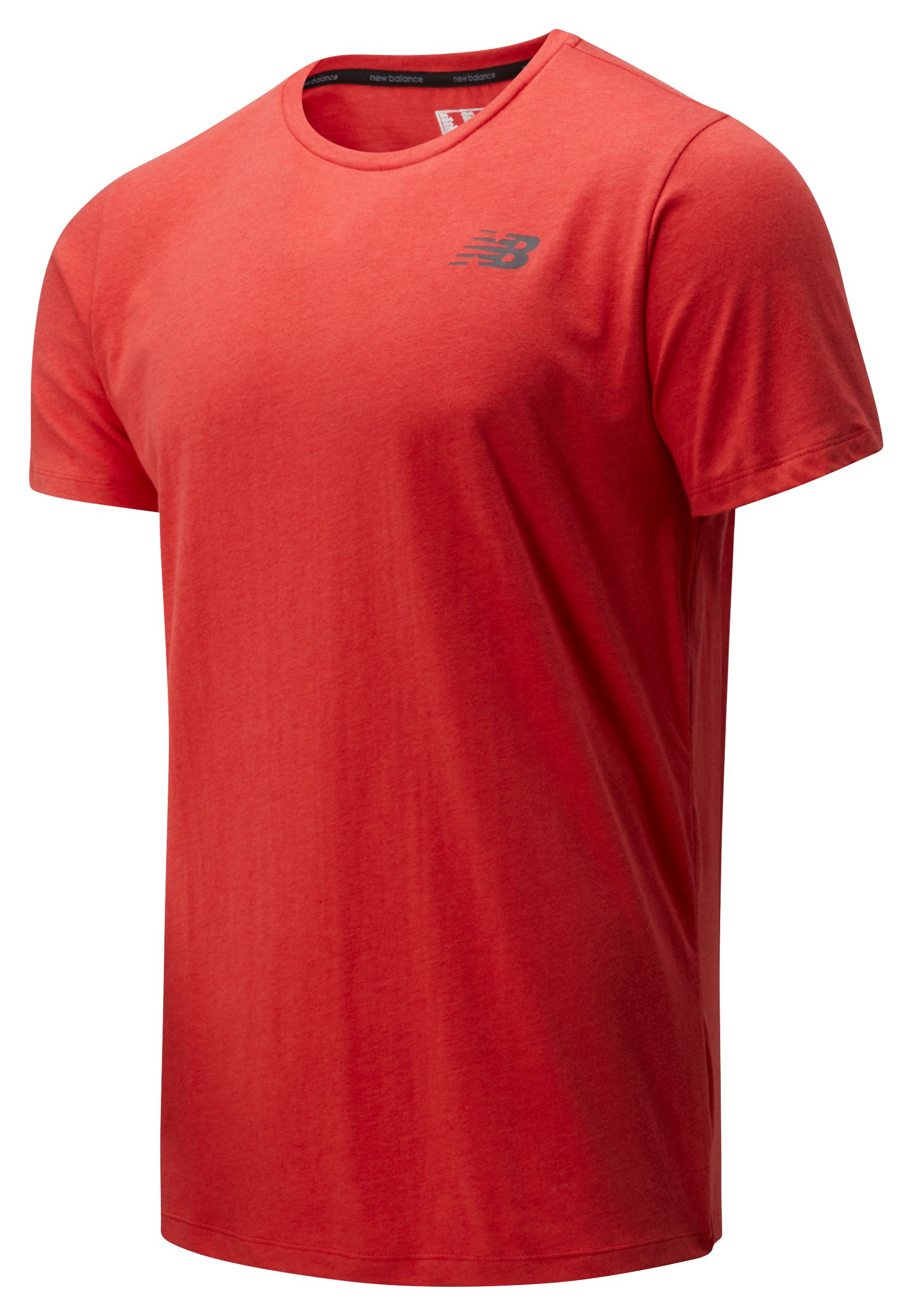 Men's Heathertech Tee