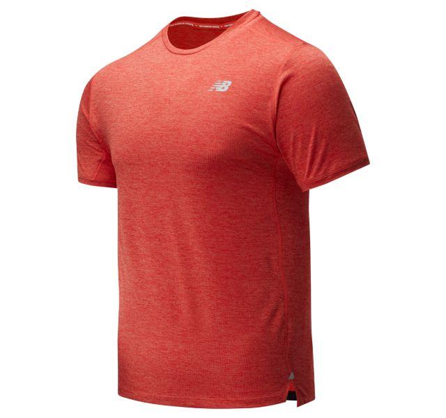 Men's Impact Run Short Sleeve