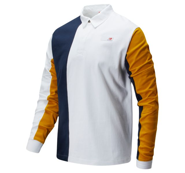 Men's Long Sleeve Rugby