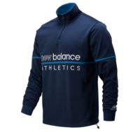 Men's NB Athletics Track 1/4 Zip