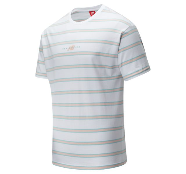Men's NB Athletics Prep Stripe Tee