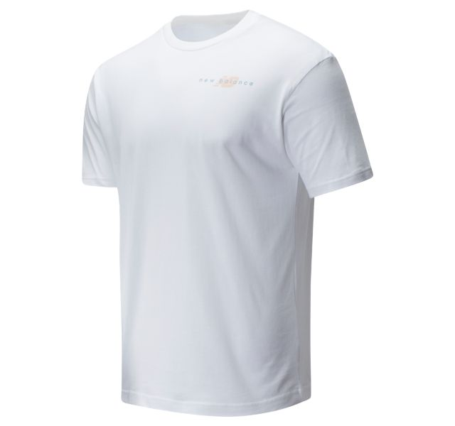 Men's NB Athletics Runner Tee