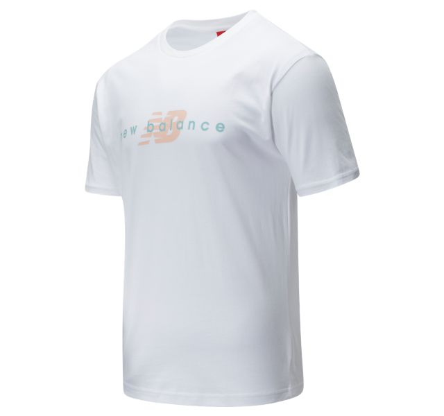 Men's NB Athletics Friends T