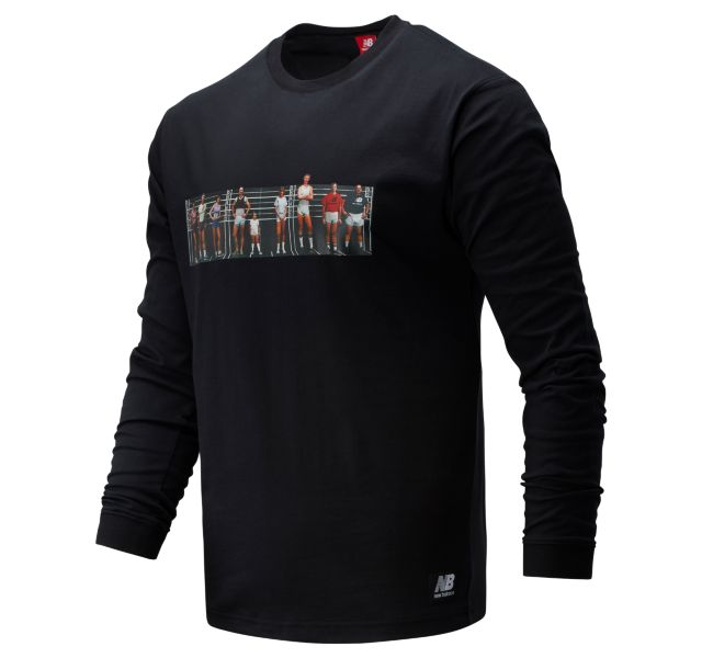 Men's NB Athletics Archive Run Long Sleeve Tee