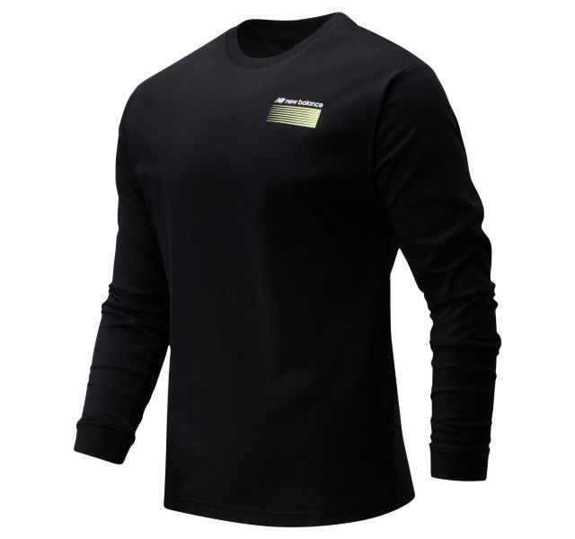 Men's Sport Style Optiks Long Sleeve Tee