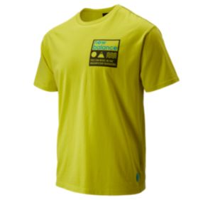 Men's NB Athletics Trail Stamp Tee
