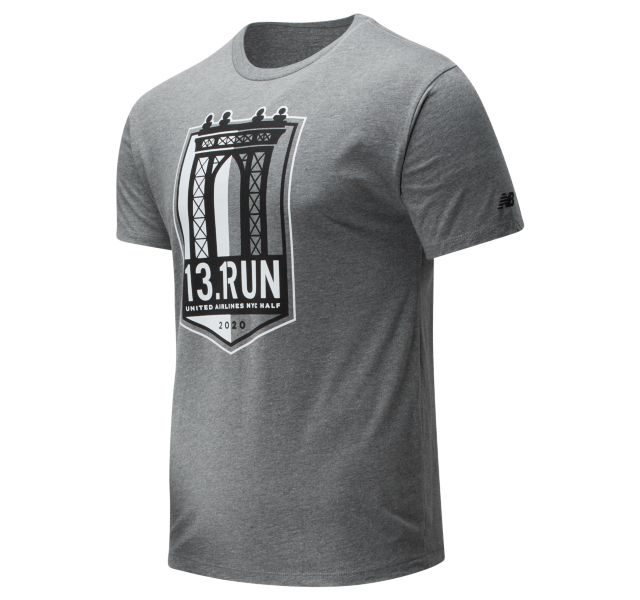 Men's 2020 United Airlines Half 13.Run Tee