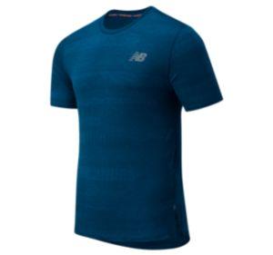 Men's Q Speed Fuel Jacquard Short Sleeve
