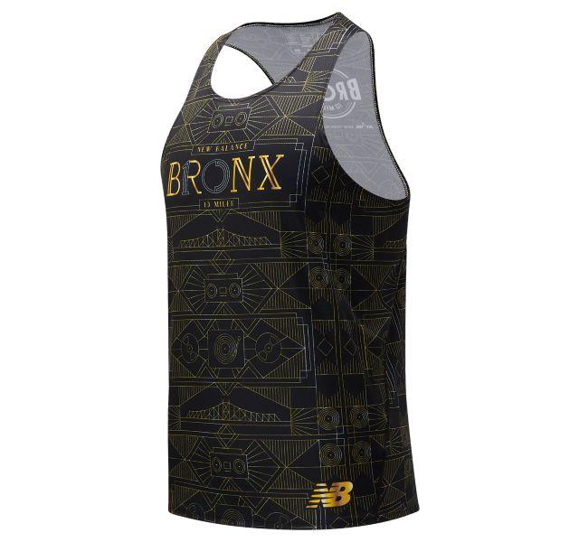 Men's Bronx 10 Mile Singlet