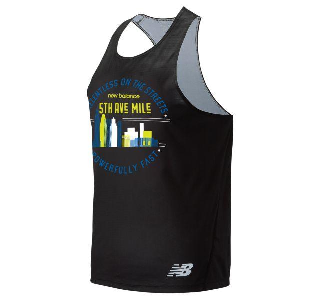 Men's 5th Ave Mile Singlet