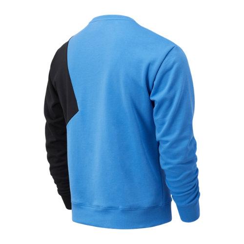 New-Balance-NB-Athletics-Village-Fleece-Crew-Men-039-s-Top thumbnail 6