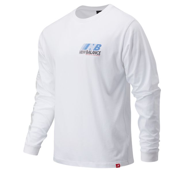 Men's Essentials Speed Long Sleeve Tee