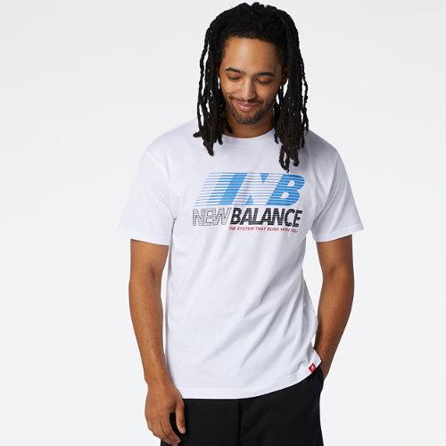 New-Balance-Essentials-Speed-Action-Tee-Men-039-s-Top thumbnail 18