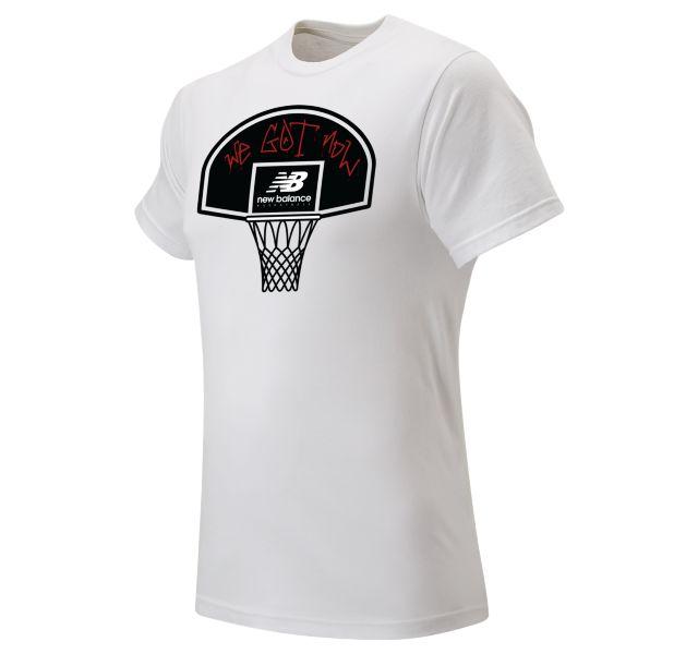 Men's NB Basketball Blacktop Tee