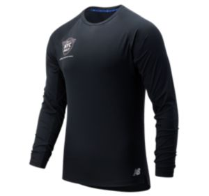 Men's United Airlines NYC Half R.W.T. Long Sleeve Tech Tee