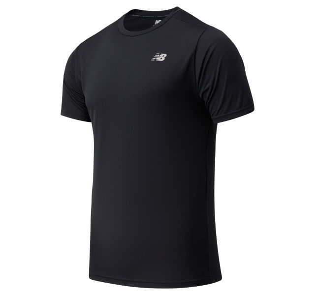 Men's Core Run Short Sleeve