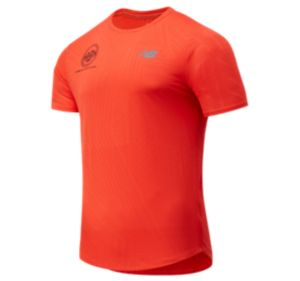 Men's NYRR Brooklyn Half Qspeed Jacquard Short Sleeve