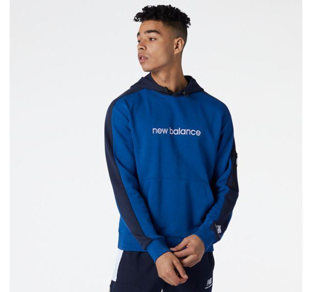 Men's NB Athletics Fleece Hoodie